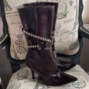 Giuseppe Zanotti boots sz 37 1/2 (7.5)